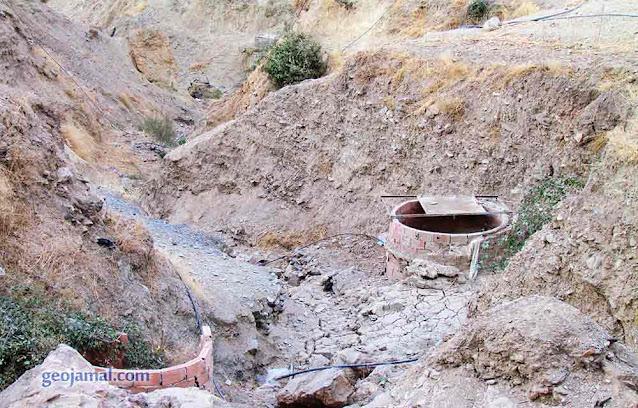 pic by : Jamal Chaaouan -- Erosion Amzaz Ketama Rif Geojamal