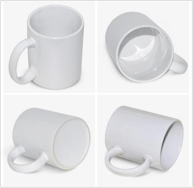 Wholesale Blank Coffee Mugs;Blank Coffee Mugs;