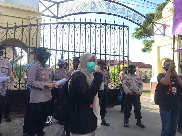 Solidaritas untuk Nurhadi, AJI Banda Aceh Desak Kekerasan Terhadap Jurnalis Diusut Tuntas