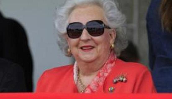 Pilar de Borbón culpa a ETA de su presencia en una sociedad panameña