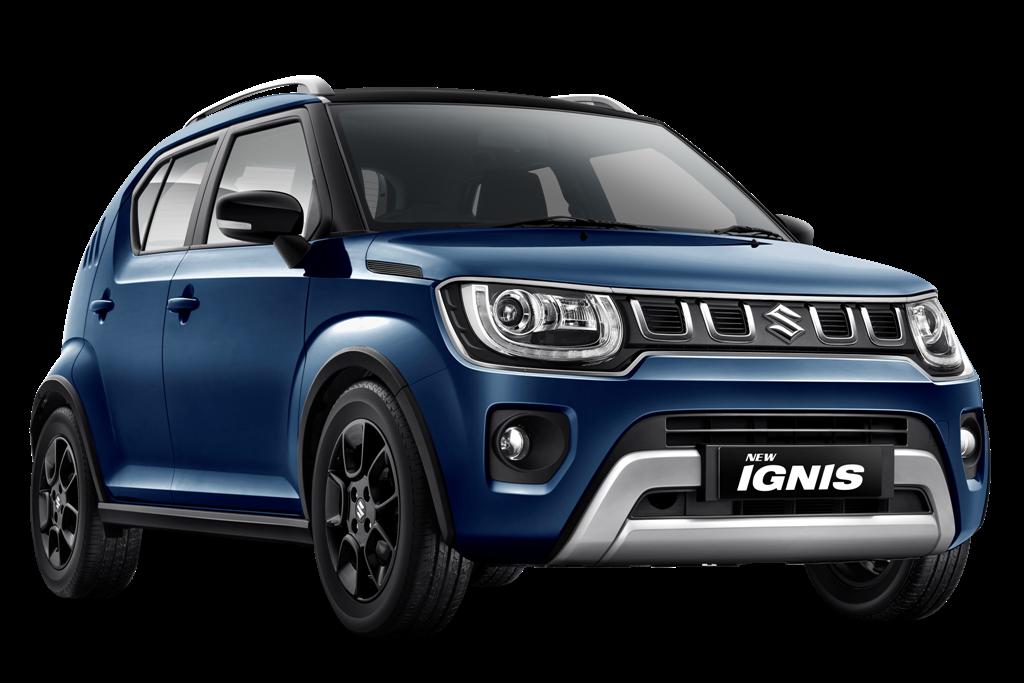 "Suzuki Luncurkan New IGNIS,  ""The New Breed of Urban SUV"""