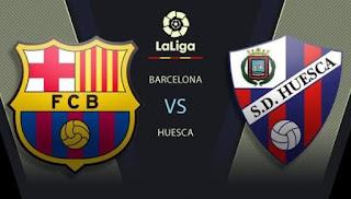 مشاهدة مباراة برشلونة ضد هويسكا 15-3-2021 بث مباشر في الدوري الاسباني