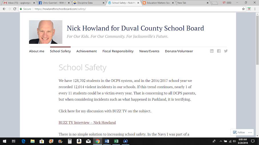 Education Matters: The District 2 school board race