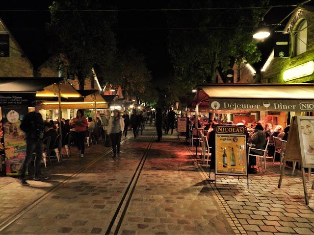 Bercy Village parigi