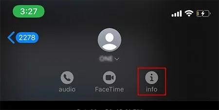 كيفية حظر الرسائل على iOS
