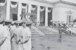 Jawaban PG Bab 4 IPS Kelas 9 Halaman 100 (Indonesia Pasca Pengakuan Kedaulatan (1950–1966))