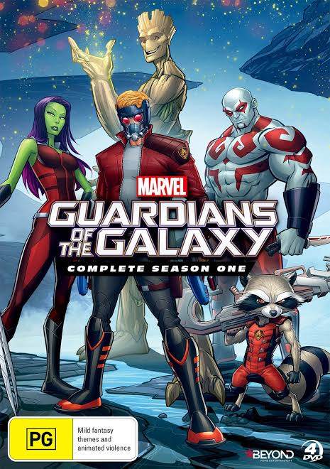 Guardians Of The Galaxy S01 All Images In 720P