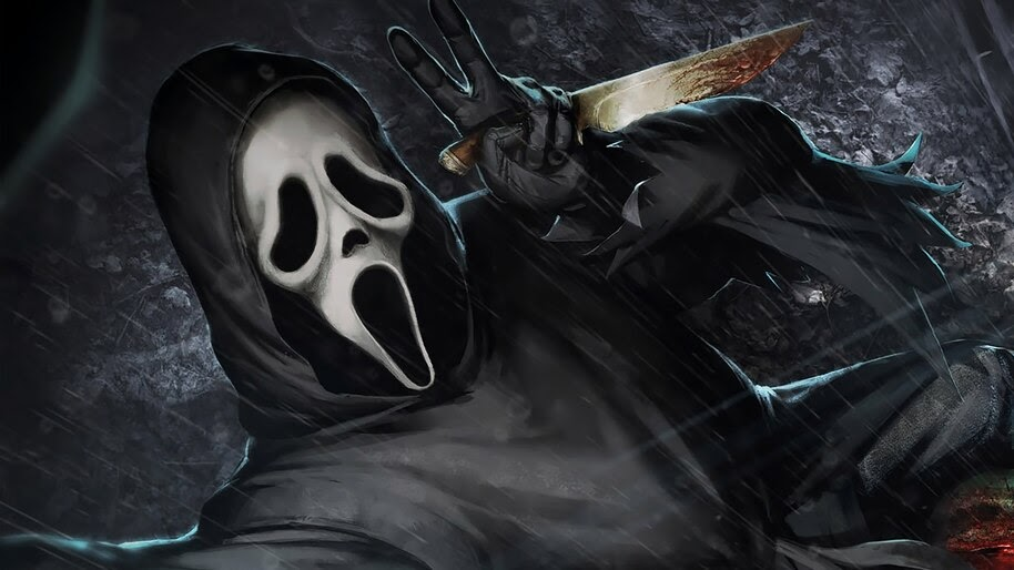 Ghost Face, Dead by Daylight, 4K, #6.566
