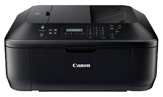 Printer multifunctional lineament alongside splendid mold is an ideal pick of each user Canon PIXMA MX372 Printer Driver Download