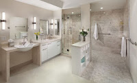 Awesome Accessible Universal Design Bathroom
