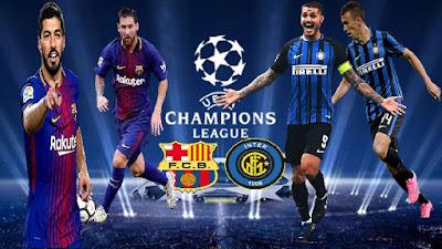 مشاهدة مباراة برشلونة وانتر ميلان بث مباشر اليوم 2-10-2019 في دوري ابطال اوروبا
