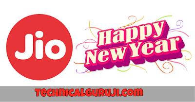 Jio ne new year par launch kiya ye khash offer Technical Guruji Hindi