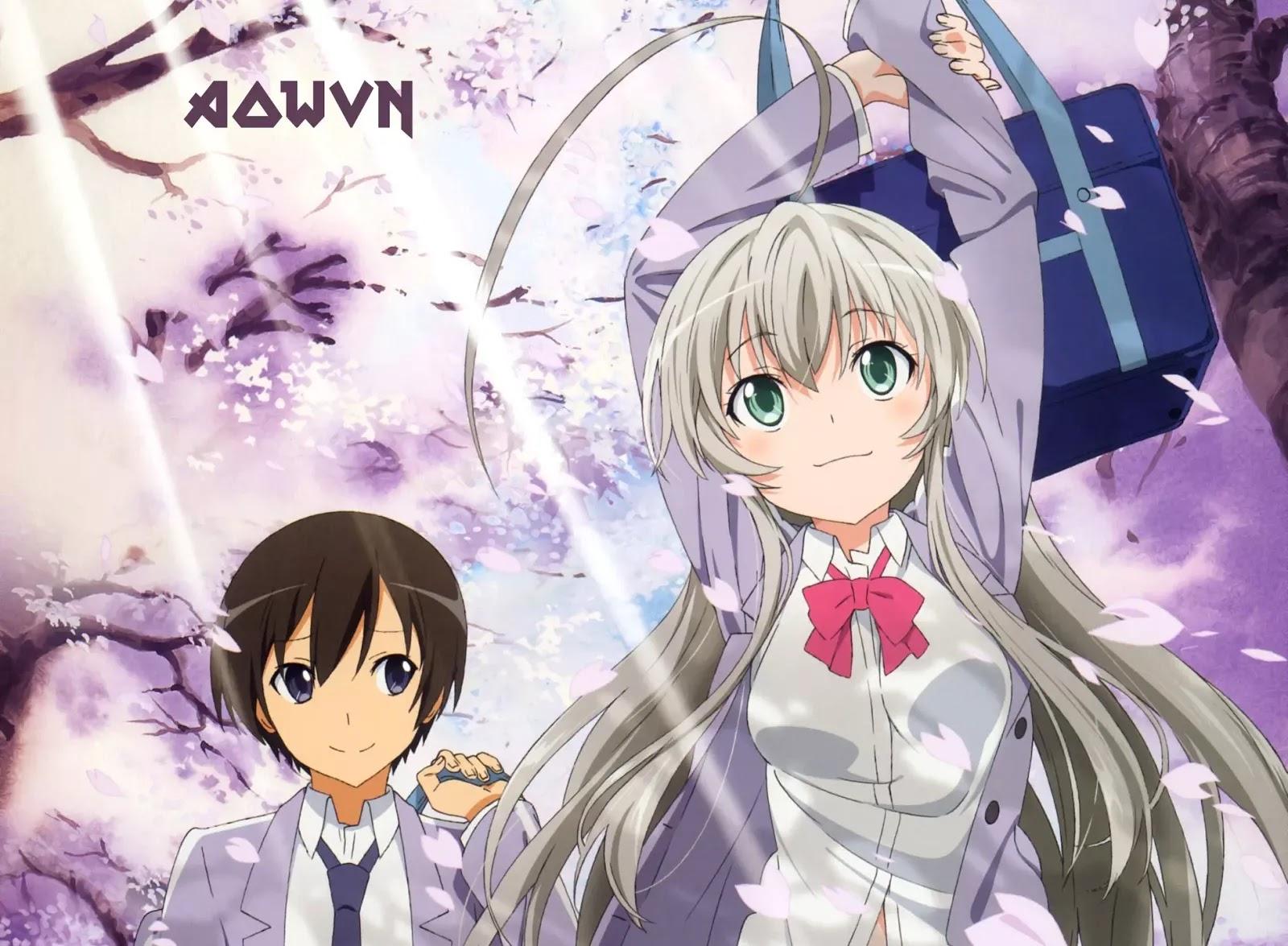 AowVN.org m%2B%25284%2529 - [ Anime 3gp Mp4 ] Haiyore! Nyaruko-San 1 + 2 + OVA | Vietsub - Harem hài bựa hay