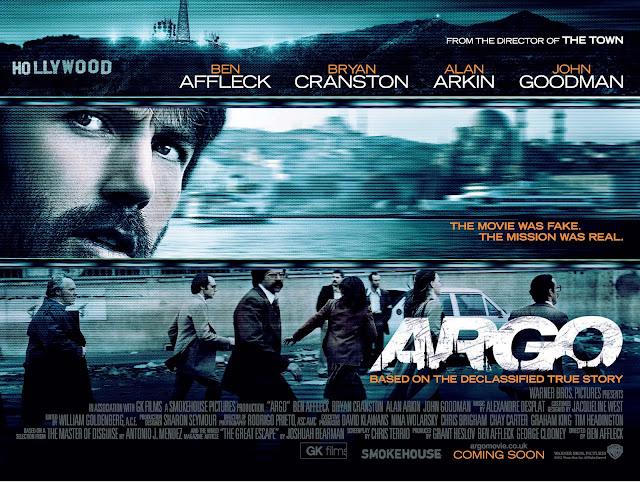 posterul filmului Argo