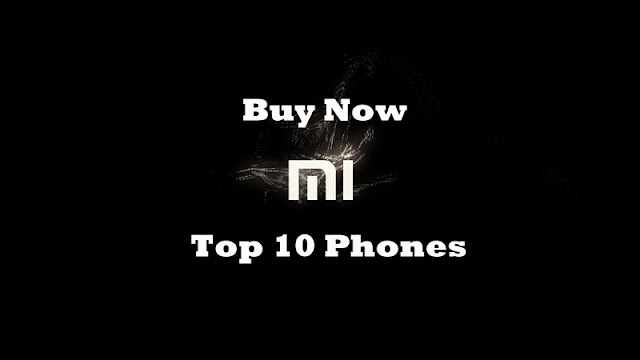 Buy MI phones, redmi offers