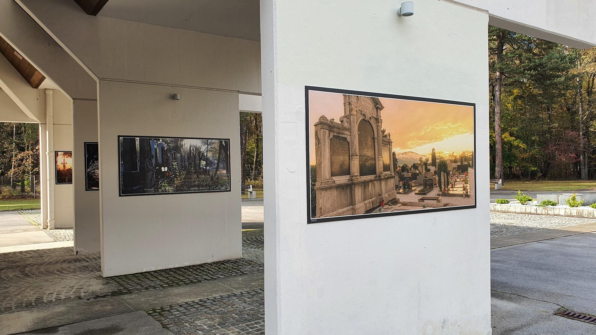 """Photo exhibition """"SunCemet"""""""