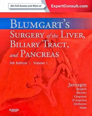 Blumgart, Phẫu thuật Gan, Đường mật và Tụy Toàn tập, 5e