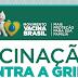 Terceira fase da Campanha Nacional de Vacinação contra a Gripe começa nesta segunda-feira (11).