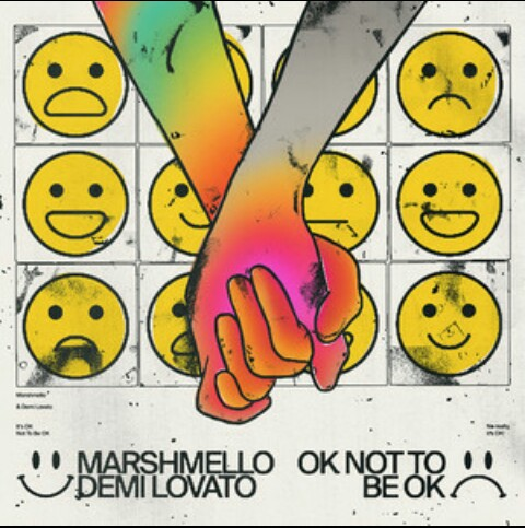 "Marshmello ""Ok Not To Be Ok"" Ft Demi Lovato Mp3 Download"