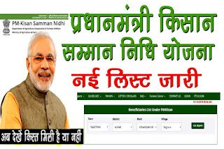 PM Kisan Yojana Samman Nidhi Yojana List 2020 Check Your name