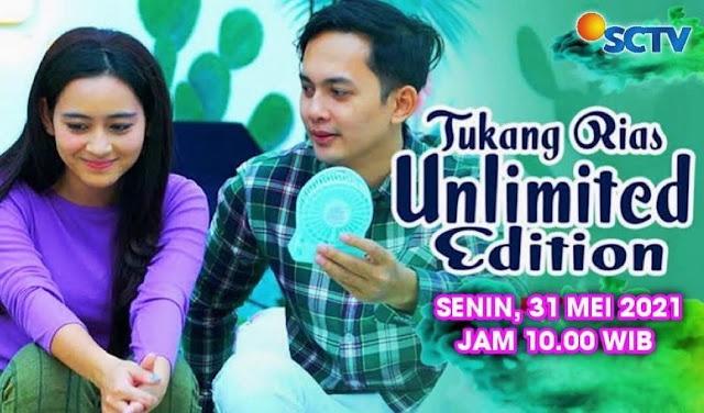 Daftar Nama Pemain FTV Tukang Rias Unlimited Edition SCTV 2021 Lengkap