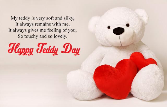funny teddy day