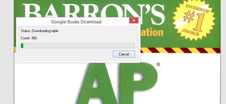 Google books to as pdf free how