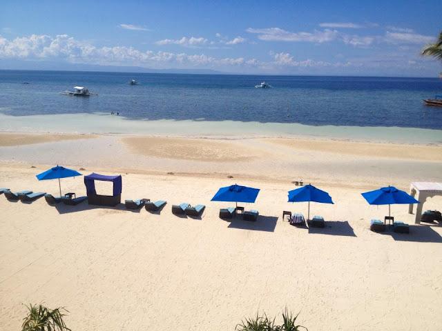 Beautiful Doljo Beach Panglao Island Bohol Central Visayas Philippines