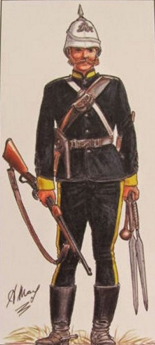 Stanger Mounted Rifles picture 1