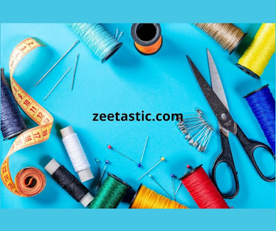 Sewing embroidery work | zeetastic.com