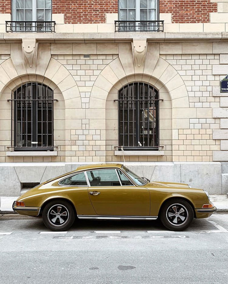 By Design | Style Inspiration: Chic Classic Cars