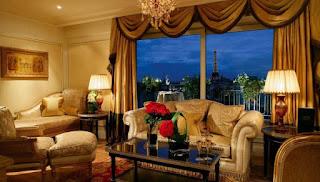 Cristiano Ronaldo opens new luxury hotel in Paris