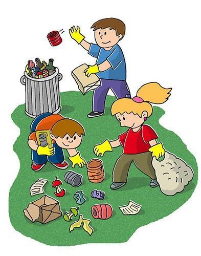reciclaje para niños y niñas