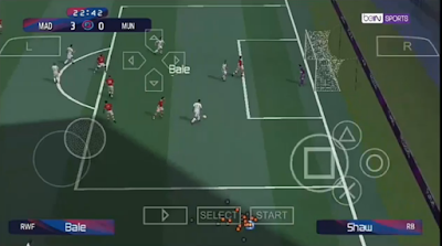 PES 2020 PPSSPP v3, Update Transfer, Full LOGO & MK PS4