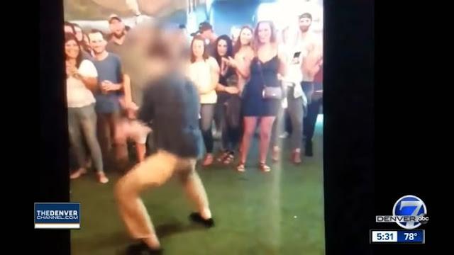 Агент ФБР танцевал брейкданс в клубе и случайно подстрелил посетителя - видео