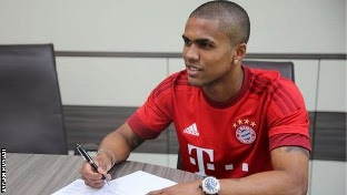 Douglas Costa joins Bayern Munich from Shakhtar Donetsk