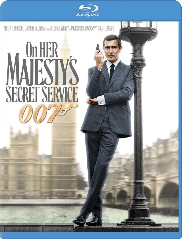 On Her Majesty's Secret Service 1969 x264 720p Esub BluRay Dual Audio English Hindi GOPI SAHI