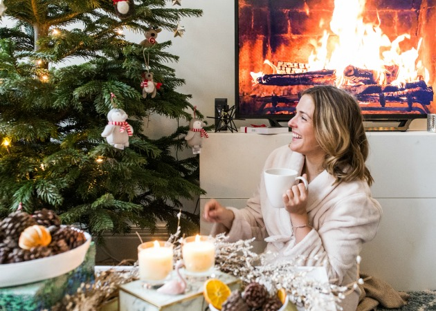 center>Getting Ready For Christmas With The White Company</center ...