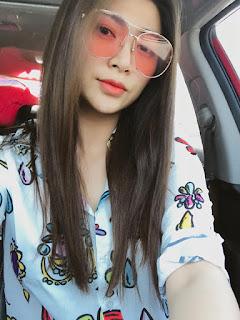 Gái xinh facebook diễn viên Thanh Trúc