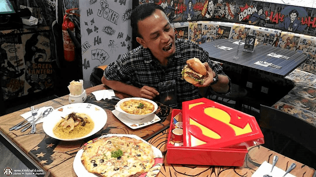 36-Hours Food Trail, Sky Avenue, Resorts World Genting, Khir Khalid,