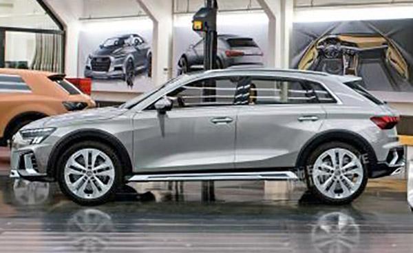 Burlappcar: 2020 Audi A3