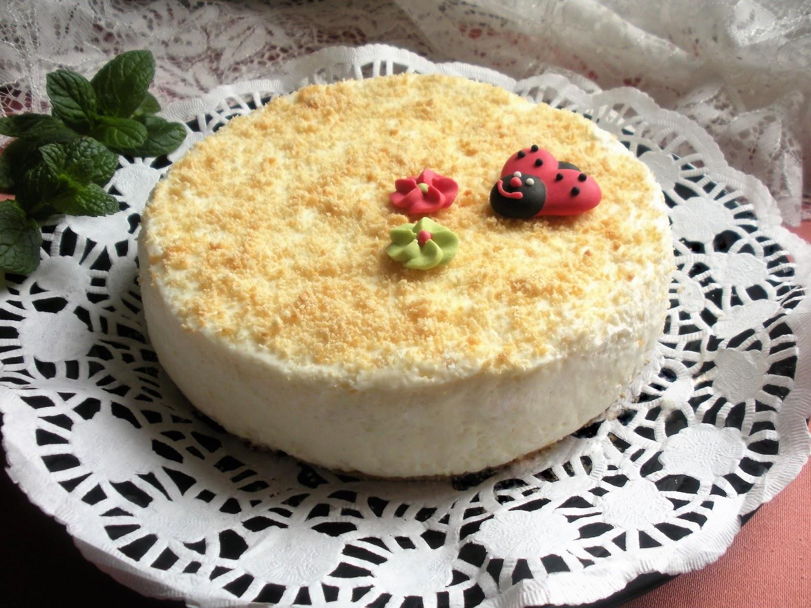 Aquí se cocina: Tarta portuguesa de nata
