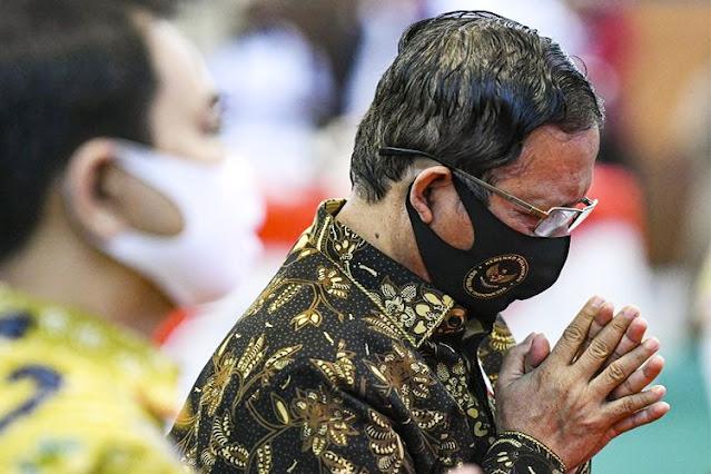 Ridwan Kamil Sebut Kisruh Yang Terjadi Akhir-akhir Ini Berawal dari Statemen Mahfud MD