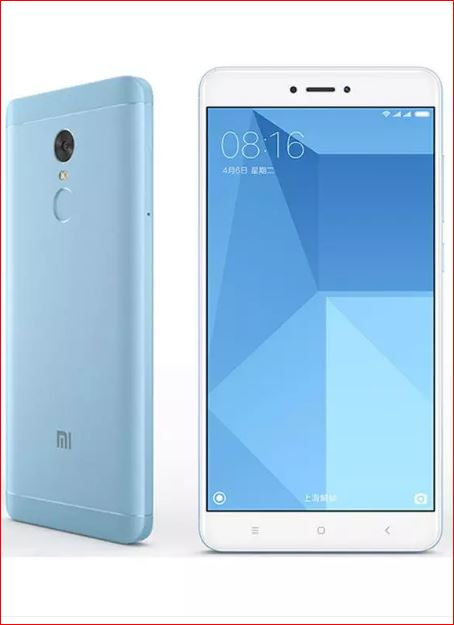 Tes Benckmarck AnTuTu Xiaomi Readmi Note 4x versi 4/64GB