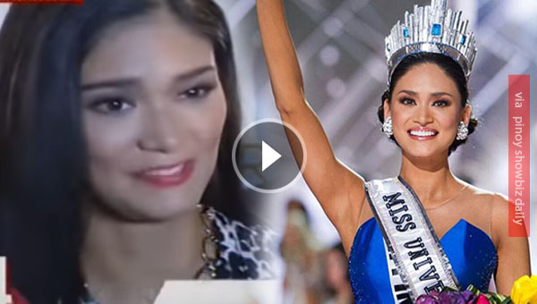 Guess what Pia Wurtzbach would miss after her reign as Miss Universe?