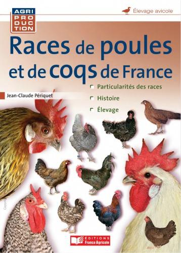 Races de poules et de coqs de France  - WWW.VETBOOKSTORE.COM