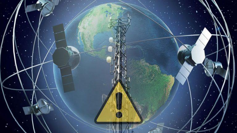 ALERTA vermelho: Milhares de satélites sendo lançados ao espaço para explodir radiação 5G