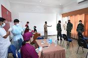 Panglima TNI Sidak RSAU dr. Esnawan Antariksa