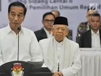 Ini Kriteria yang Harus Dimiliki Menteri Kabinet Jokowi-Ma'ruf