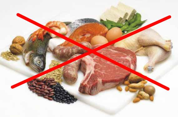 Pantangan Makanan Penderita Kolesterol Tinggi